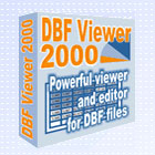 The DBF just got a lot more flexible.  With DBF Viewer 2000 you can quickly edit, sort and organize DBFs, and covert to most common data formats.
