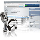 Xilisoft Sound Recorder turns your computer into a recording studio, with the ability to record any audio source that passes through your sound card.
