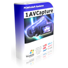Capture anything you can hear or see on your PC.  From websites, webcams, media players -- anything can be quickly captured and converted into a popular format.