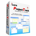 ProjectTrack is a project management tool that helps you manage and execute projects of all sizes, with a familiar and intuitive Office-inspired interface.