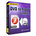 Wondershare DVD to Flash Converter (PC) Discount Download Coupon Code