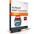 Aunsoft SWF Converter (PC) Discount Download Coupon Code