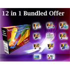 12 in 1 Sonic ActiveX Bundle - Christmas Offer (PC) Discount Download Coupon Code