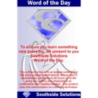 Southside Solutions Word of the Day Windows Bundle 2.0.1 (PC) Discount Download Coupon Code