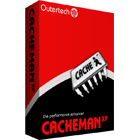 Cacheman 7 is designed to enhance system speed by optimizing caches, managing RAM, and fine tuning system settings.