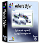 Website Styler gives you the power to redesign the style of any web page using your mouse to click, drag, and reposition elements and edit properties.