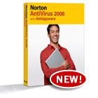 Norton AntiVirus 2008 (PC) Discount Download Coupon Code