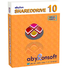 abylon SHAREDDRIVE is an encrypted file clipboard that's integrated into Windows Explorer, letting you work seamlessly with files in a secure environment.