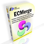 Ellié Computing Merge makes it easy to compare and merge document files, images, and folders, and does so using an intuitive visual interface.