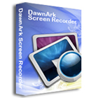 DawnArk Mac Screen Recorder lets you capture and record anything that happens on your Mac's screen to convenient MOV and MPEG4 files.