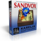 Sandvox (Mac) Discount Download Coupon Code