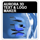 Aurora 3D Text & Logo Maker (Mac & PC) Discount Download Coupon Code