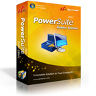 Spotmau PowerSuite Golden Edition gives you the ability to boot any machine, repair Windows OS problems, recover data and passwords, optimize system performance, and so much more.
