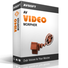AV Video Morpher is a Swiss Army knife of video utilities, letting you watch video, convert video, strip voices and add your own, with special effects.