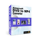 Aimersoft DVD to MP4 Converter (PC) Discount Download Coupon Code