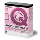 MetaProducts Inquiry Professional Edition lets you collect, organize, and view information from all over the Internet on your own terms, and at your own pace.