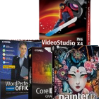 The Corel October Bonanza is your chance to own a veritable treasure chest of video editing, word processing, graphics, and PDF goodness.