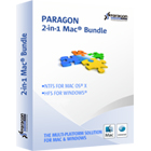 Paragon Mac Bundle: NTFS for Mac OS X 11 and HFS+ for Windows 10 (Mac) Discount Download Coupon Code