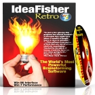 IdeaFisher Retro7 Brainstorming Software (PC) Discount Download Coupon Code
