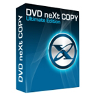 DVD NeXt COPY Ultimate lets you produce perfect, lossless copies of your DVD movies, to other discs, in digital format, for portable devices, and more.