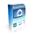 ScreenCamera.Net has pioneered the ability to record videos in high definition off of your desktop, with the ability to share your PC desktop in real-time on the Internet.