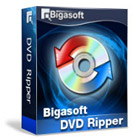 Bigasoft DVD Ripper lets you rip DVD movies to a variety of digital formats, creating backup copies and letting you watch your movies on multiple portable platforms.