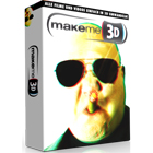 MakeMe3D is the quickest and easiest way to convert 2D videos into stunning 3D, with support for polarisation glasses, shutter technology, and anaglyph glases.