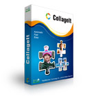 CollageIt Pro automatically generates collages from your digital photos in just few clicks, using up to 200 images and a selection of included template designs.