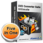 Aiseesoft DVD Converter Suite Ultimate (PC) Discount Download Coupon Code