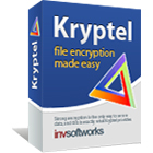 Kryptel Standard offers the ultimate data protection using encryption, with the ability to encrypt a file or folder with a single click.