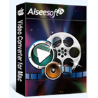 Aiseesoft Video Converter for Mac lets you convert between all popular video and audio file formats, making it possible to port your media to any platform you own.