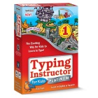 Typing Instructor for Kids Platinum 5.0 is an educational and entertaining way to teach kids how to type using games, lessons, tests, and challenges.