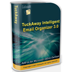 TuckAway Intelligent Email Organizer 3.0 Home