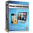4Videosoft iPhone Contacts Backup (Mac & PC) Discount Download Coupon Code