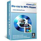Aiseesoft Blu-ray to MP4 Ripper lets you rip Blu-ray movies to MP4 format, letting you play them back on any computer or portable device.