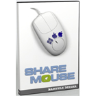 ShareMouse - Mouse and Keyboard Sharing Software