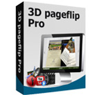 3D PageFlip Professional lets you convert PDF files into realistic 3D page flipping books.