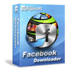 Bigasoft Facebook Downloader (PC) Discount Download Coupon Code
