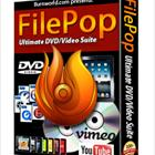 FilePop Ultimate DVD/Video Suite lets you convert video into perfect playback formats for your iPod, iPad, iPhone, or other device.