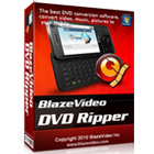 BlazeVideo DVD Ripper boasts the fastest DVD ripping available, letting you rip DVD movies to your iPod, iPhone, Blackberry, or any other portable device.
