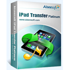 Aiseesoft iPad Transfer Platinum (Mac & PC) Discount Download Coupon Code