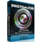 Photomizer Pro gives you the power to optimize your images and experiment with filters, while using an intuitive user interface.