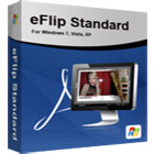eFlip Standard is the ultimate digital publishing platform, letting you create page-flipping eBooks for the web, mobile, and tablet platforms from PDF, MS Office, and OpenOffice documents.