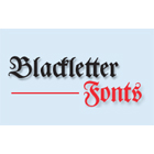 Elegant Blackletter Fonts (Mac & PC) Discount Download Coupon Code