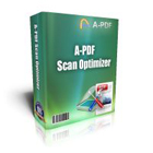 A-PDF Scan Optimizer can optimized multiple scanned PDF documents in batch, correcting skewed text, converting images to grayscale, and deleting unused blank pages.