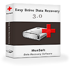 Easy Drive Data Recovery uses a special algorithm to search for and recover over 100 file types from deletion due to formatting, corruption, or other reasons.