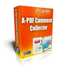 A-PDF Comment Collector lets you collect and export comments from PDF files into their own separate Comment Summary file.