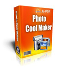 A-PDF Photo Cool Maker lets you create, edit, enhance, manipulate, and print your images, and gives you the ability to blend images and photos together for creative effect.