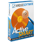 ActiveSMART is a disk health status monitor and space usage tool that will let you know when your hard drive is failing, before catastrophe strikes.