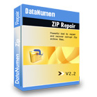 DataNumen Zip Repair is an amazing tool that repairs ZIP and self-extracting archives, recovering as much data as possible and minimizing the fallout from file corruption.
